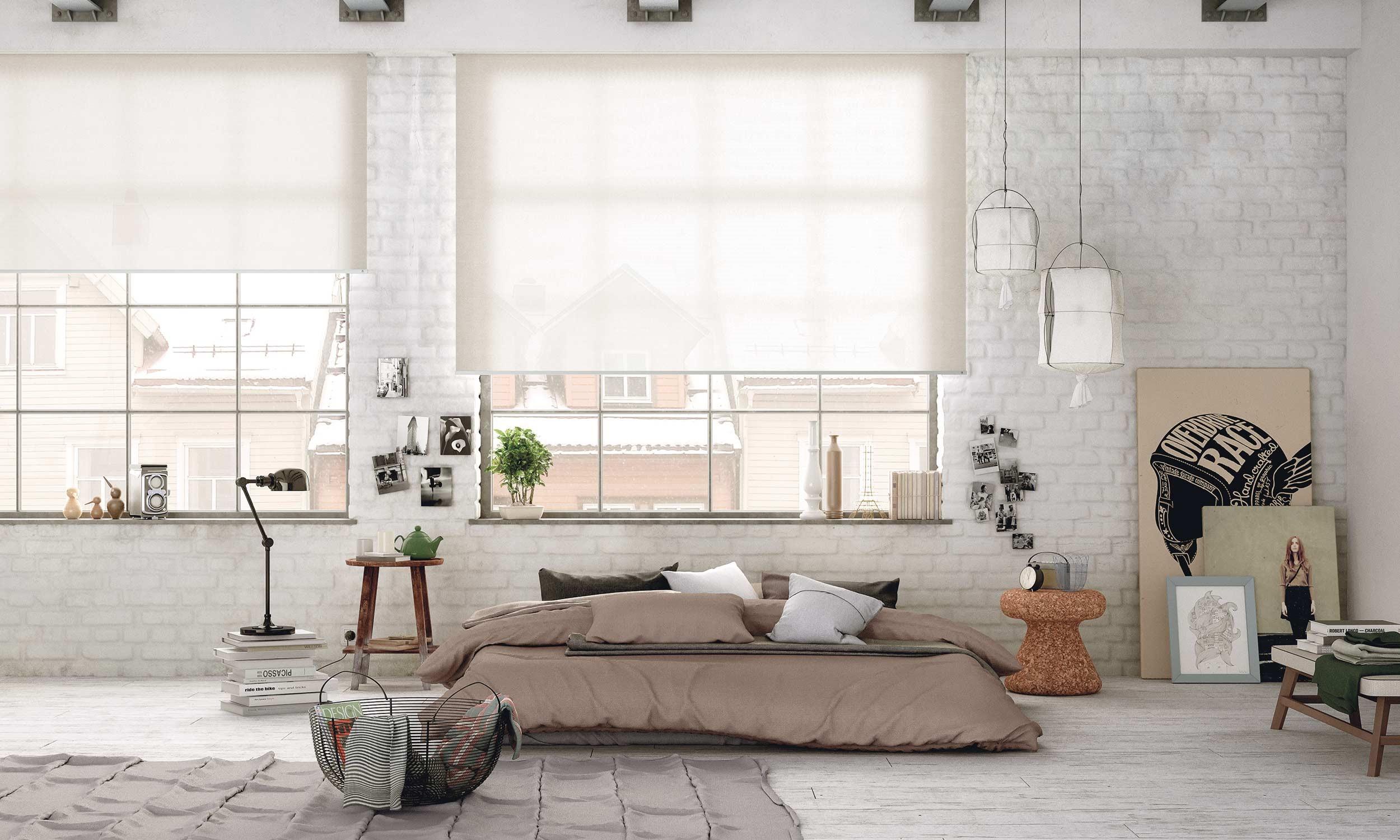 Tipi Di Tende Per Casa tende a rullo per interni su misura: stile e praticità